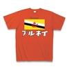 東京応援Tシャツ「ブルネイ」世界を応援しよう!