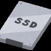 初めてのSSD換装体験