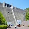 宮ヶ瀬ダム(3)-堤体、宮ヶ瀬湖