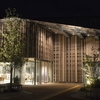 守山市立図書館を訪れる