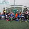 J-FOOT Jr.SCHOOL U-6クラス初のトレーニングマッチ!
