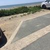 『竜洋海岸駐車場付近』遠州サーフ(遠州灘)海釣り完全攻略マップ