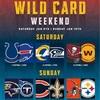 ワイルドカードプレイオフ一日目。~NFL2020 Vol.7~
