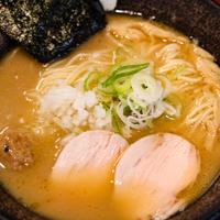 【野々市・クーポンあり!】じっくり煮込んだ濃厚鶏白湯スープが絶品!「中華そば 國禄商店(くにろくしょうてん)」【NEW OPEN】