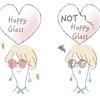人は色メガネで世界を見ている。ただしバラバラに。