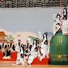十二月大歌舞伎「二人椀久/京鹿子娘五人道成寺」