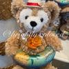 ダッフィー&フレンズのサニーファン2021グッズ❁夏を楽しむダッフィーのパスケース!浮き輪にハマったキュートな姿