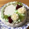 娘のバースディケーキ