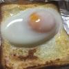 トーストの写真