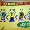 なぜイギリスのEU脱退で円が買われ円高になるのか?