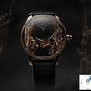 2017バーゼルの時計の真珠や宝石展とジャークのドイツの羅愛のチョウの自動人形の腕時計