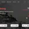 Ice Rock Mining ICOが2月20プレセール開始!ソ連秘密基地マイニング!