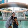 シンガポールにある富の噴水(Fountain of wealth)&Suntec City