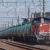 3月25日撮影 関西線 弥富駅 久々に中京地区へ貨物列車撮影遠征② 関西線貨物の主、DD51とDF200を撮る