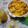 今シーズン何度目かの柚子胡椒作り