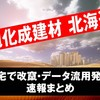 【速報】旭化成建材 北海道どこ?釧路市でデータ流用!まとめ