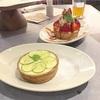 横浜のパイ専門店で♪セイボリー&スイーツパイ(Pie Holic @みなとみらい)