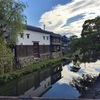 【滋賀】昔ながらの風景が残る水郷の町、八幡堀をぶらり(近江八幡市)