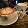 ターレットコーヒーでハワイアンソルトキャラメルラテ