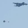 米軍、今年二回目の津堅島水域パラシュート降下訓練 - なぜ米軍は協定域外での降下訓練を執拗に繰りかえしているのか
