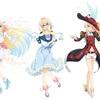 桜乃そらと水奈瀬コウが、piaproに投稿可能なキャラクターとして追加された