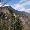 3月27日  大峰南部の釈迦ヶ岳と大日岳 前編
