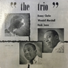 The Trio Featuring Hank Jones, Wendell Marshall And Kenny Clarke (1956)実は好きな奏者