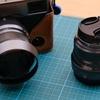 GraphiteEdition色の富士フィルムXF23mmF2を追加で買った話。