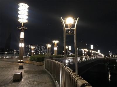 シンボルプロムナードランニング 〜夢の大橋からビーナスフォートへ〜