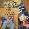 タンタンの冒険 ユニコーン号の秘密 英語の本