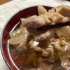 【大阪】肉うどんーうどん=肉吸い