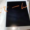 iPadのパスコードがロックされた話