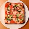 ピザトースト美味しい