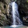 中山最高峰から大峰山へのリベンジハイキング(その1)阪急山本駅~最明寺滝