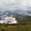 赤岳〜北海岳