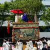 祇園祭前祭ー山鉾巡行ーその2(白楽天山〜船鉾)