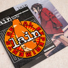 """『serial experiments lain』の""""Cyberia Bear mix ワッペン""""を購入。"""