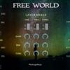 深海と星をイメージした二つの美しいアンビエンス/シネマ音源『Free Fall』『Free World』
