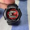 G-SHOCK G-300-4AJFの電池交換。