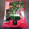 宮崎 辛辛麺は、辛美味しいインスタントラーメンです