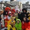 来たる2月18日は、京都マラソン応援部隊「着ぐるみJAPAN」が発動します!!