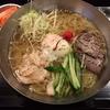 韓国料理店で冷麺ランチ(ぽど 丸の内店)