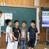 【若木小】「ICTを活用した教育」の公開授業が行われました