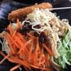 高雄 豆菜麺なるものを食べました