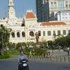 ベトナム・ホーチミンの風景