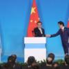 韓国の反応, 安倍首相が中国序列2位の李克強首相から異例的な手厚いもてなしを受けた理由