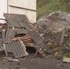 島根 震度5強 2人大けが およそ360戸で断水続く