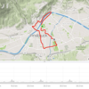 カテB  4位入賞!(WBR Innsbruckring Flat Race 4 Laps)
