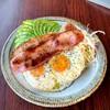 おいしい朝食を頂けるカフェ、北谷町の「GOOD DAY COFFEE(グッドデイコーヒー)」