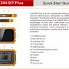 あなたのためのOBDSTAR X300 DPパッド2情報